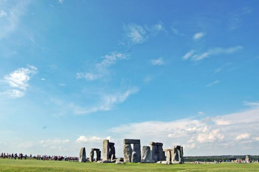 Henge by theoneandonly
