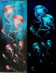 Glow Jellies 1 by solid-alcohol