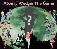 Announcing Atomic Wedgie Game by megayolk