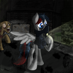 Resident Evil Pony Cover by xeno-scorpion-alien