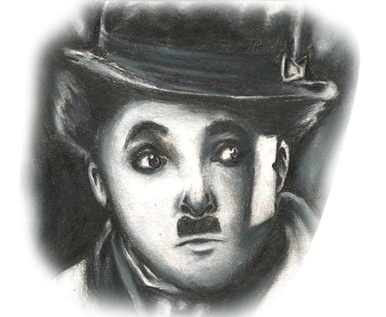 Mr Chaplin by taikaminna