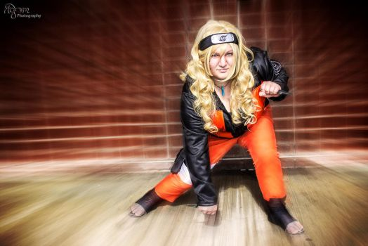 Naruto Action by AGlimpseOfMe