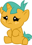 Sad baby Snails by CloudyGlow