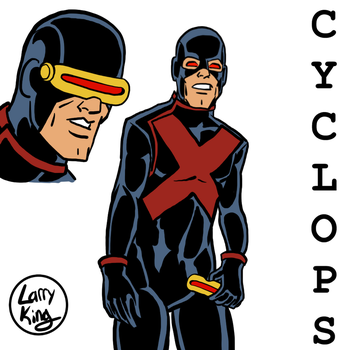 Cyclops Concepts by EarthmanPrime