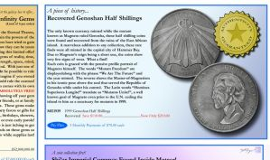 Genoshan Half Shilling by ginger-roots