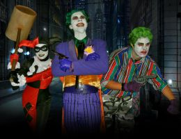 Joker Team X by AlexWorks
