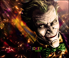 Joker by Akashishere