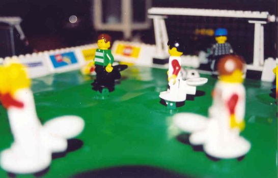 football lego. by evelina-nisbel