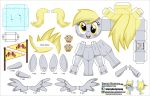 Derpy Hooves (Joinys 005) by ELJOEYDESIGNS
