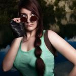 Tomb Raider Classic by Visual-Aurelie