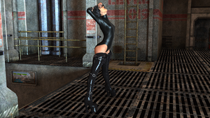 0006 Level 19 Babe by LetoIItheTyrant