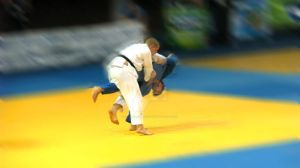 Almost Ippon by carloantonio25