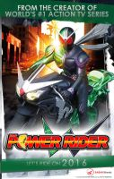 Power Rider W / Double by Azrael1983
