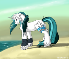 The Sea by SilverMoonbreeze
