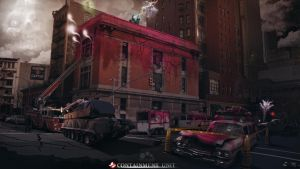 Ghostbusters (photomanipulation) by eddieswan