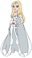 Mutants and Kindess - Emma Frost by edCOM02