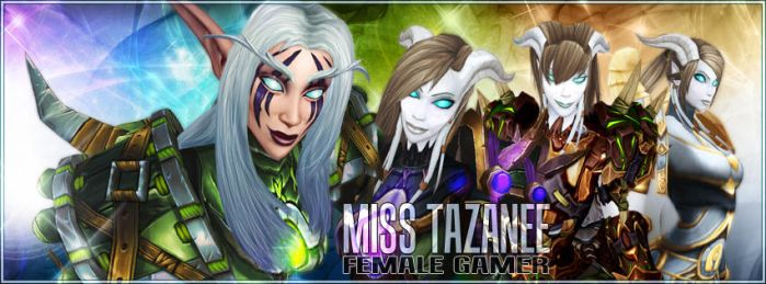 Banner - Miss Tazanee (4) by cynsacat