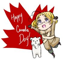 Canada Day! by iAlly