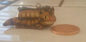 clay catbus charm by LeluDallas