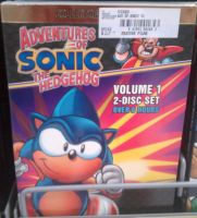 Adventures of Sonic the Hedgehog  volume 1 by sonicfan40