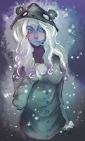 I'm Tired of the Cold by KlownCat