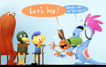 DHMIS and WOY by robotoco