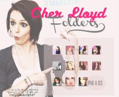 Cher Lloyd| FOLDERS by CrazyPacks