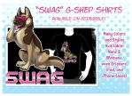 SWAG German Shepherd by Idess