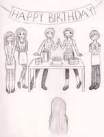 Happy Birthday to me! by Yumichan216