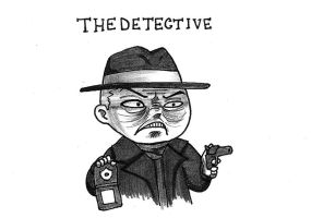 THE DETECTIVE by Jejunity