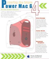Mac G4 Illustration by wangfordesign