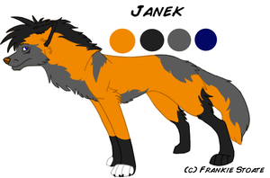 Janek ::Banetooth:: by Stoateh