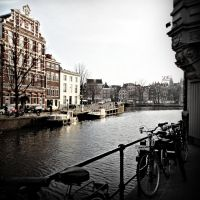 This is Amsterdam Part II by TheGreenRabbit