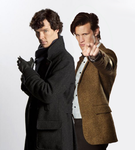 Sherlock and Eleven Poster by drawingdream