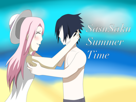 SasuSaku - Summer Time by IgnisSorceress