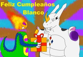 Cumple Blanco 2015 by Quilmer