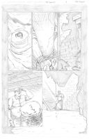 The Basement Page 4 Pencils by NJValente