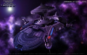 Star Trek Midway - Wallpaper by Joran-Belar