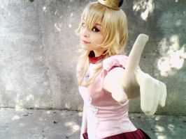 Princess Peach -Brawl- Cosplay by Nao-Dignity
