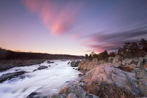In Motion - Great Falls by Mashuto