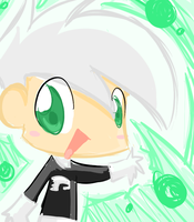 Phantom Chibiness by Torosiken