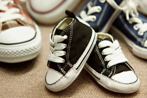 Tiny Shoes by danitzh