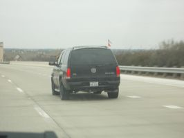 2002 Cadillac Escalade Luxury [Donk] [Beater] by TR0LLHAMMEREN