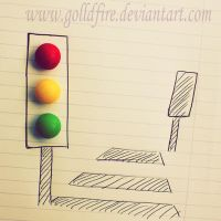 2012-08-28 - Traffic lights by Golldfire