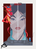 Disney's Signature Collection: Mulan by Roo-Pooh