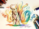215- Ninetales by Lucky978