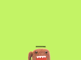 DOMO-KUN by Bob-the-Cat