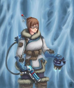 Mei - Overwatch by LOLzitsaduck