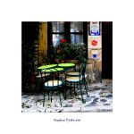 Vezelay Cafe by liveaswedream