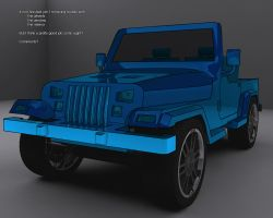 Jeep MR 1 - Unfinished by soflyfx
